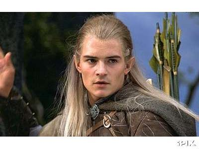 Legolas on da move