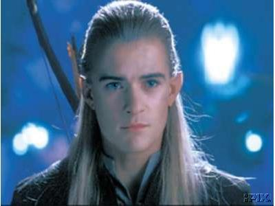 Hot Legolas! Wooo!